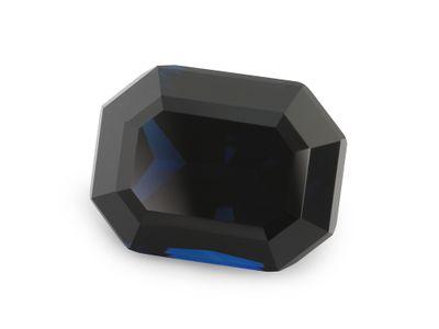 Sapphire Aust Fine Royal Bl 9.3x7.1mm Em/c (E)