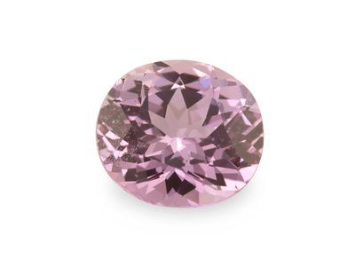 Sapphire Pink 7.1x6.9mm Oval (E)