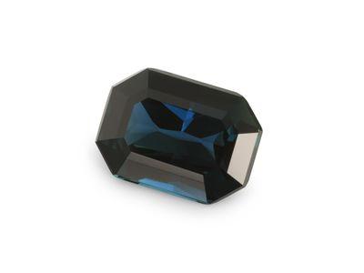 Sapphire Aust Fine Royal Bl 7x5mm Em/c (E)