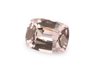 Sapphire Pale Pink 7.3x5.6mm Cushion  (E) (E)
