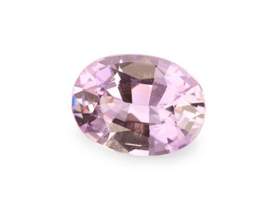 Sapphire Pale Pink 8x6mm Oval UNHEATED (N)