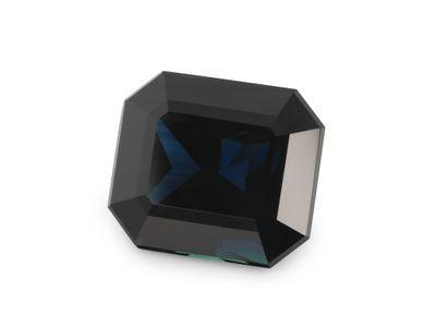 Sapphire Aust Fine Royal Bl 7.7x6.7mm Em/c (E)