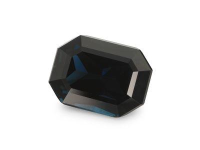 Sapphire Aust Fine Royal Blue 8x6mm Em/c (E)