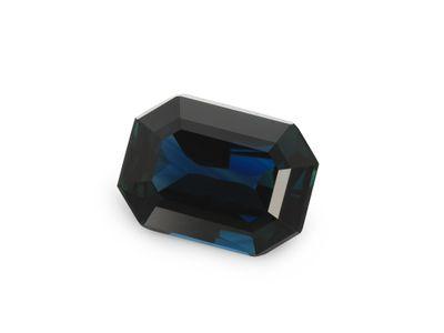 Sapphire Aust Bl 7x5.1mm Em/c (E)