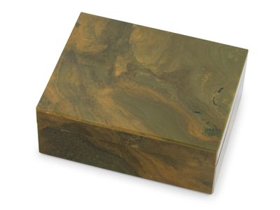 Ornamental Ocean Jasper Gembox 100x80mm (N)