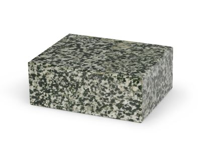 Ornamental Green Spotted Jasper Gembox 100x80mm (N)