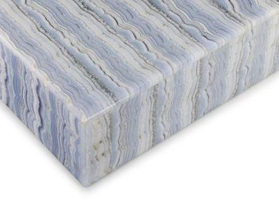 Ornamental Blue Lace Agate Gembox 200x150mm (N)