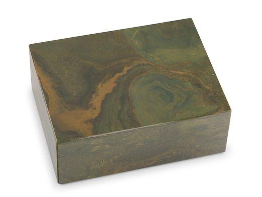 Ornamental Ocean Jasper Gembox 100x80mm (N)