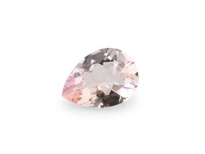 Pink Morganite Dark 8x6mm Pear (T)