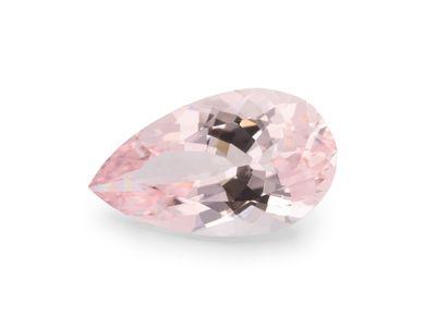 Pink Morganite Dark 12x7mm Pear (T)