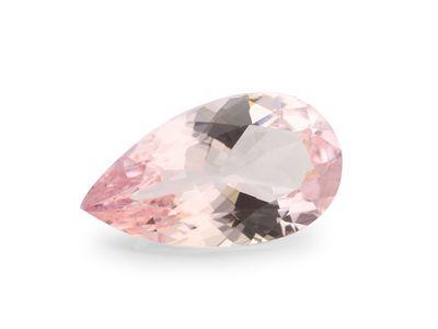 Morganite Dark Pink 13x7mm Pear (T)