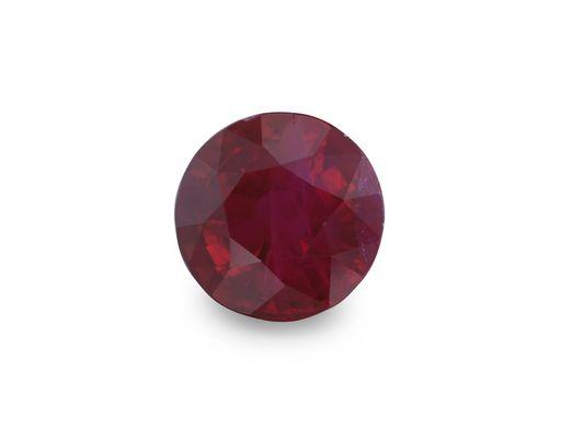 Ruby 5.9mm Round (E) Burma