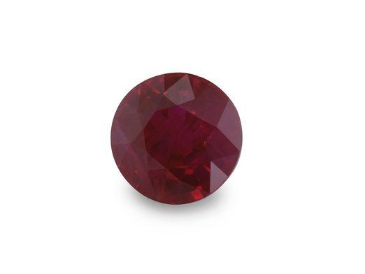 Ruby 5.8mm Round (E) Burma