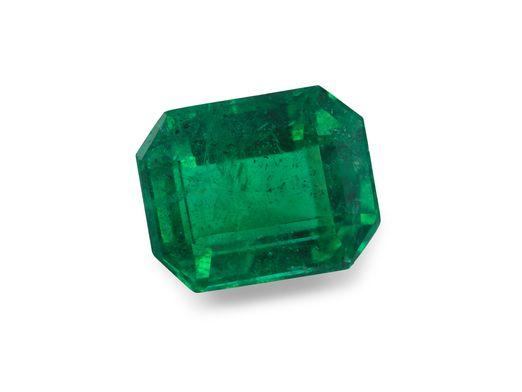 Emerald 8.85x7mm Em/c (E) Zambian