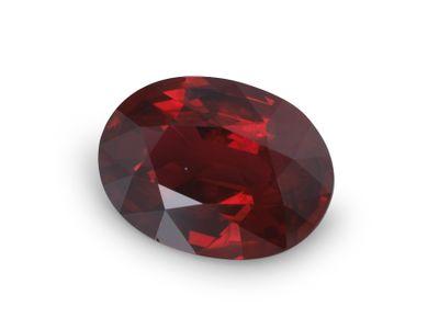 Ruby 7.95x5.85mm Oval (E)