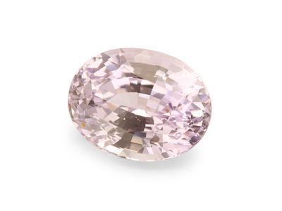 Sapphire Light Purple 7.8x6mm Oval UNHEATED (N)
