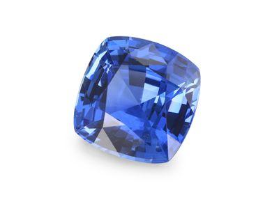 Sapphire Cey Bl 6.4mm Sq Cushion (E)