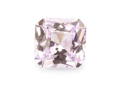 Sapphire Pale Pink 6.5x6.25 Em/c Rad UNHEATED (N)