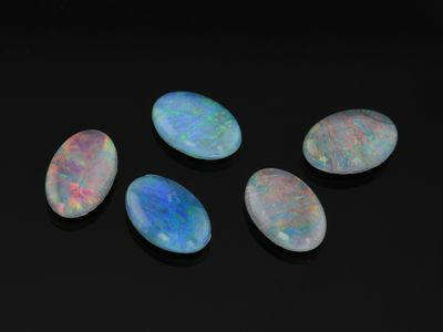 Opal Triplet B Grade Small Assorted