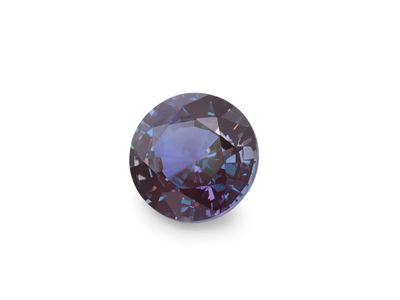 Synthetic Alexandrite 8mm Round (S)