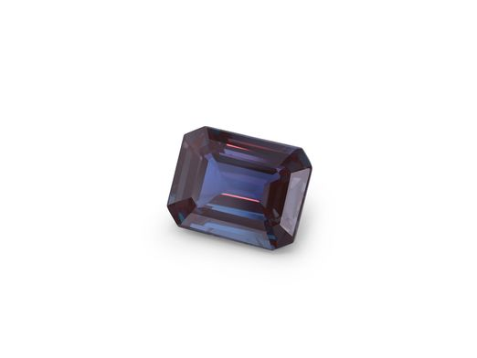 Synthetic Alexandrite9x7mm Emerald Cut (S)