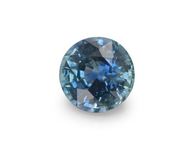 Montana Sapphire Lt Blue 5.7mm Round (E)