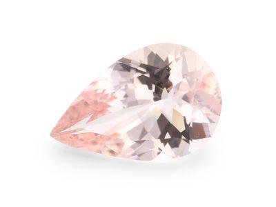 Morganite Pink 12x8mm Pear (E)