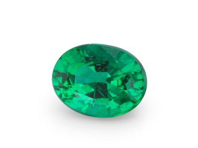 Emerald 7.3x5.5mm Oval (E)