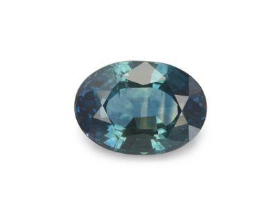 Sapphire Montana Blue 7x5mm Oval (E)