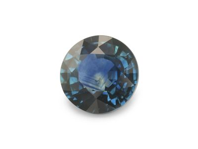 Sapphire Montana Blue 6mm Round (E)