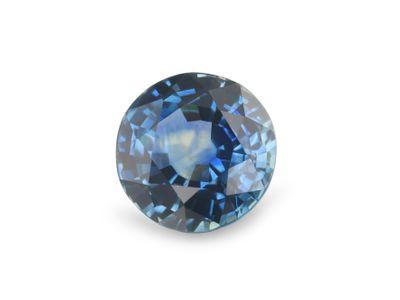 Sapphire Montana Bl 6mm Round (E)