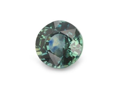 Sapphire Montana Teal 6mm Round (E)