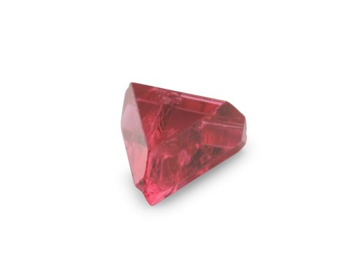 Spinel Red Macle Crystal 5mm +/- (N) 0.70cts