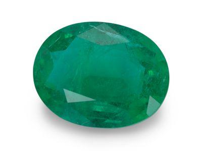 Emerald 11.3x8.7mm Oval (E)