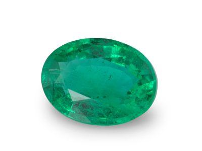 Emerald 7.9x5.9mm Oval (E)