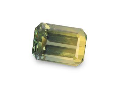 Sapphire Parti Yell/Bl 6x4.2mm Em/c (E)