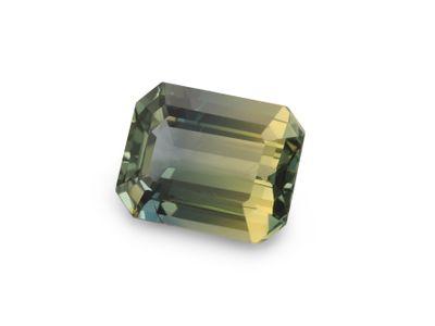 Sapphire Parti Yell/Bl 5.6x4.3mm Em/c (E)