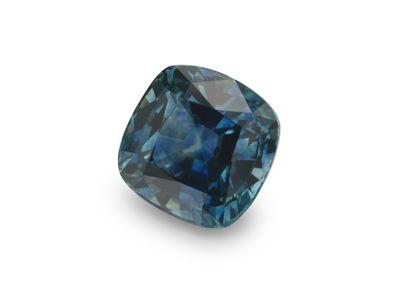 Montana Sapphire Br Blue 5.85mm Sq Cushion (E)