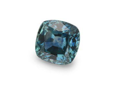 Montana Sapphire Blue 6mm Sq Cushion (E)