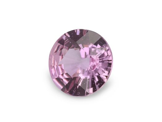 Sapphire Pink 6.4mm Round (E)