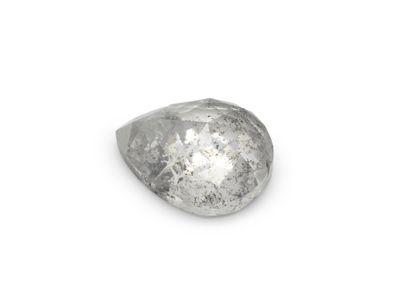 Diamond Salt & Pepper 5.8x4.5mm Pear (N)