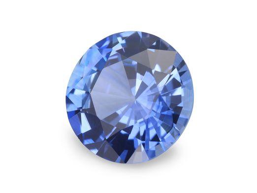 Sapphire Ceylon Mid Bl 8.00mm Round (E)