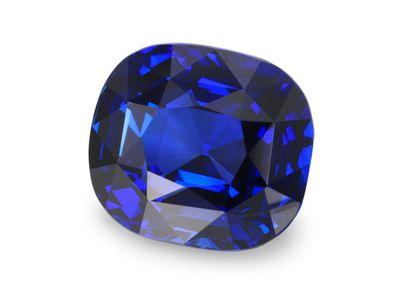 Sapphire Ceylon Blue 12.7x11.3mm Cushion (E)