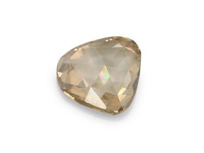 Diamond Champagne 5.6x6.3mm Triangular (N)