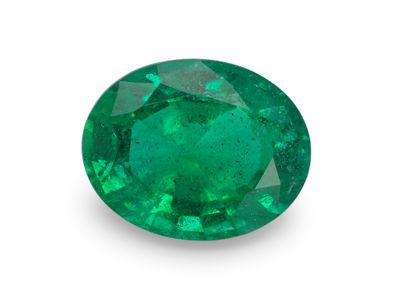 Emerald 8.9x7mm Oval (E)
