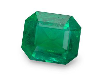 Emerald 8.1x7mm Em/c (E)