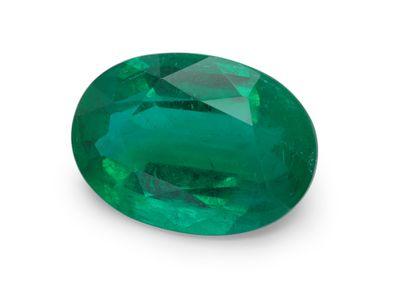 Emerald 10.5x7.5mm Oval (E)