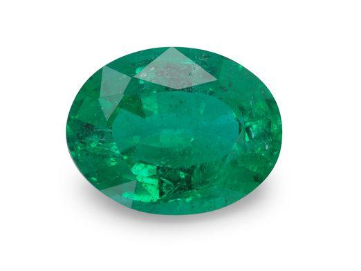 Emerald 8.8x7mm Oval (E)