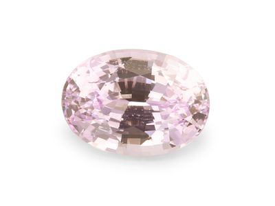 Sapphire Pale Pink 8.2x5.9mm Oval UNHEATED (N)