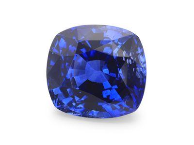 Sapphire Cey Bl 8.85x7.25mm Cushion (E)